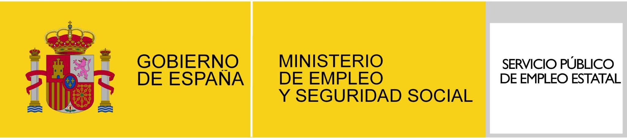 Gobierno de España. Ministerio de Empleo y Seguridad Social. Servicio Público de Empleo Estatal